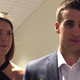 Cry alert! Ex-Michigan athletes Austin Hatch, Abby Cole wedding video