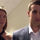 Cry alert! Ex-Michigan athletes Austin Hatch, Abby Cole wedding video
