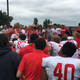 Rapid City Central coach Erik Iverson addresses his team following the Cobblers 14-13 win over Sioux Falls Lincoln on Saturday afternoon at McEneaney Field in Sioux Falls.