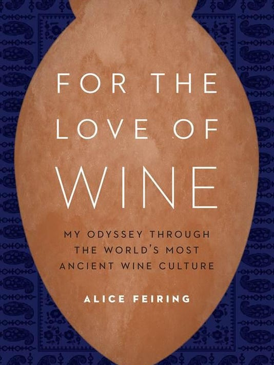 Book Review For the Love of Wine
