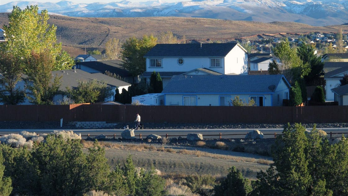 Real estate 10 most affordable places to live in nevada for Affordable places to live