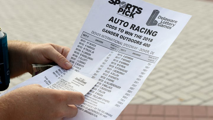 Start your wagers: NASCAR data deal could lead to more bets