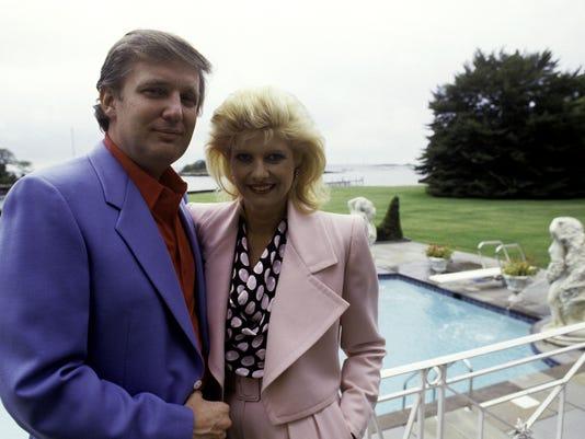 NY: Donald Trump