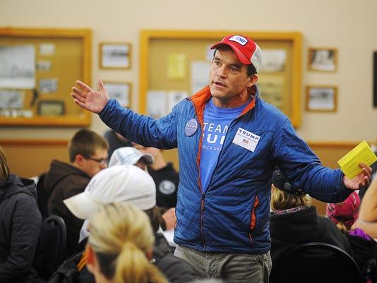 Larchwood Iowa Republican Caucus
