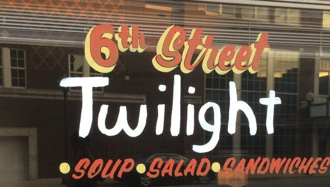 Twilight Bistro, one of the businesses displaced after the Main Street fire in June, has moved into the old 6th Street Deli location. The first day of operation was Monday, August 15.