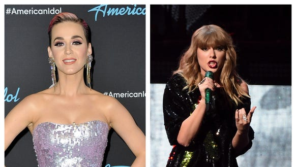 Katy Perry has offered Taylor Swift an olive branch