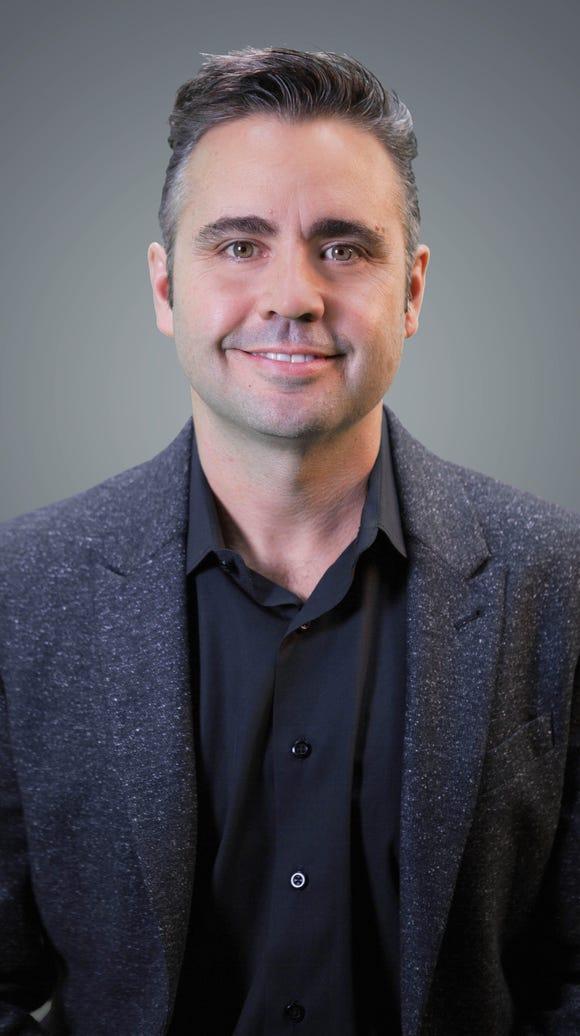 Yelp senior vice-president Chad Richard
