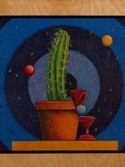 """Magic Trick"" by Mark McDowell."