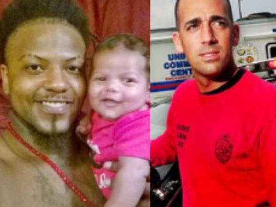 Clarence Howard, 25, left, died after a shooting June 19, 2016. Off-duty BCSO deputy Yousef Hafza is charged in the shooting.