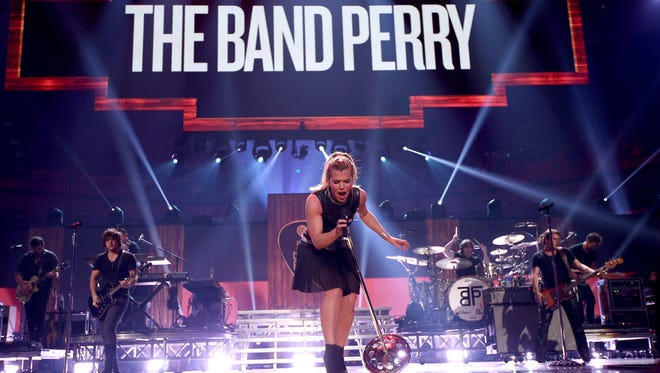 The Band Perry headlines Common Ground Thursday.