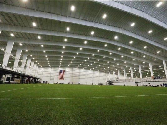Colts training camp tour