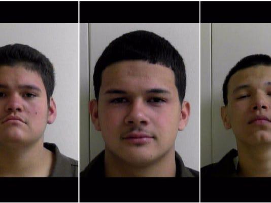 Juvenile detention center attack