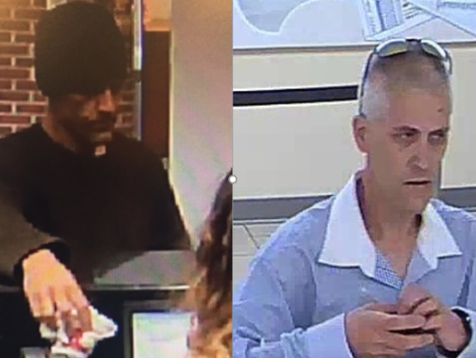 David Walker of Collingswood accused of bank robbery