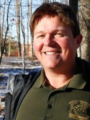 Dylan Horvath, Binghamton University's Steward of Natural