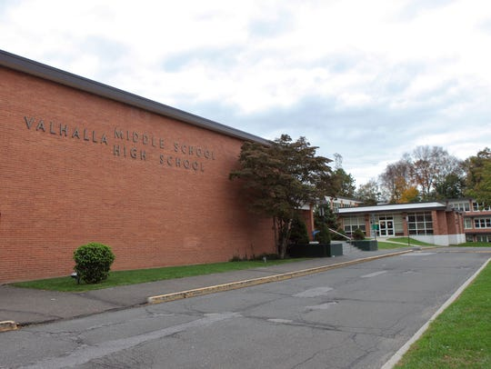 Valhalla Middle/High School is photographed Oct. 22,