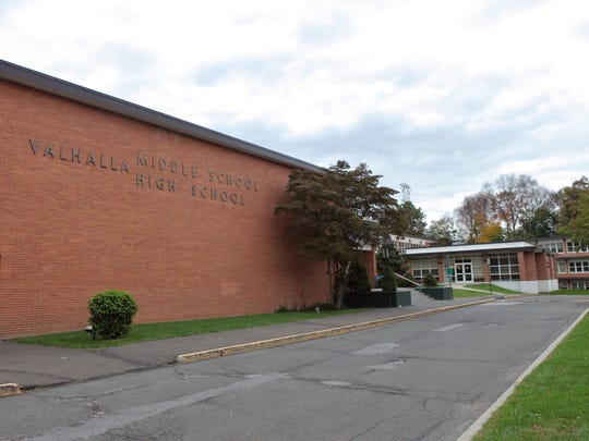 Valhalla Middle/High School is photographed Oct. 22, 2011.