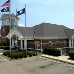 North Oldham Fire District headquarters, 1660 Ky. Hwy. 1793 in Goshen.