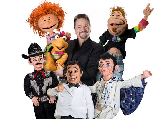 State Theatre New Jersey presents singer-comedian-celebrity impressionist Terry Fator will perform at 8 p.m. on Friday, June 22, at the State Theatre New Jersey in New Brunswick.
