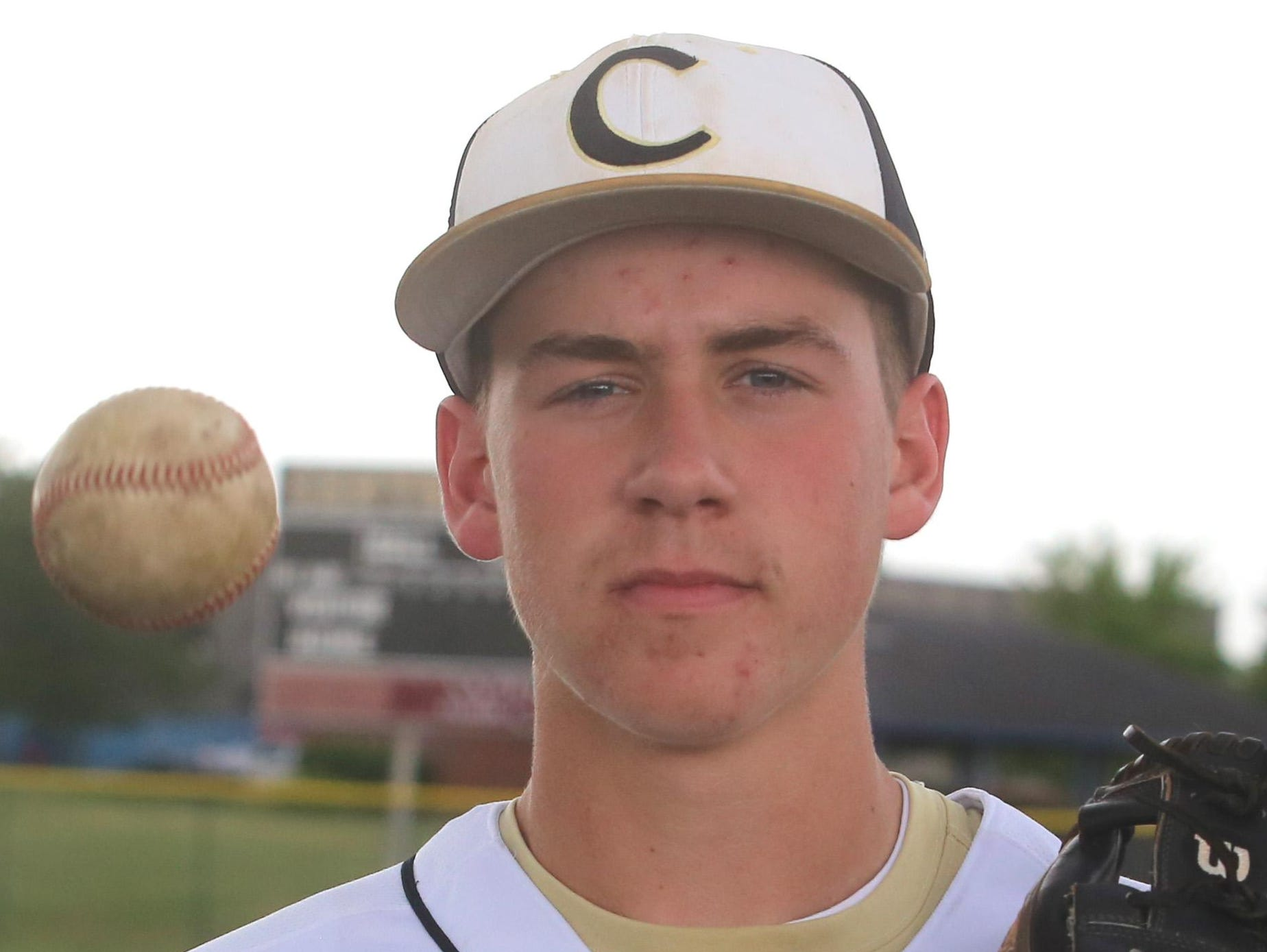Central Magnet shortstop Darek Sargent was named to the TBCA All-State Team.