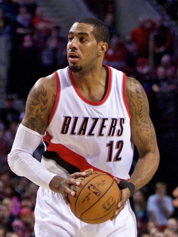 LaMarcus Aldridge scored a game-high 26 points for