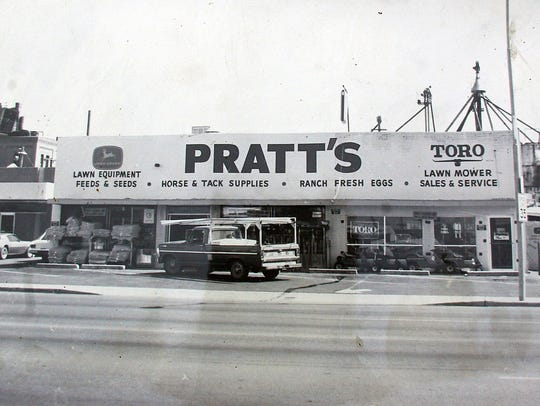 Pratt's Pet and Feed