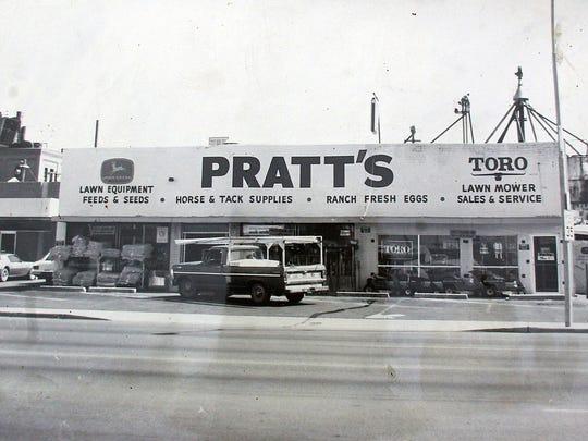 Pratt's Pet and Feed