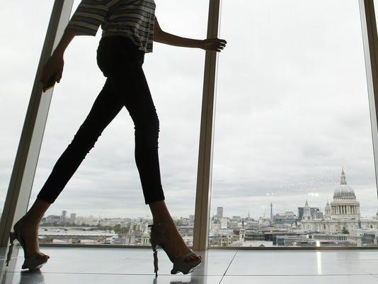 Dangers of Skinny Jeans