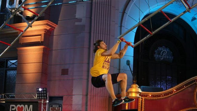 "Hunter Sipes, a Stevens Point native, will appear Monday on ""American Ninja Warrior"" on NBC. Sipes will be competing in the Orlando regional finals."