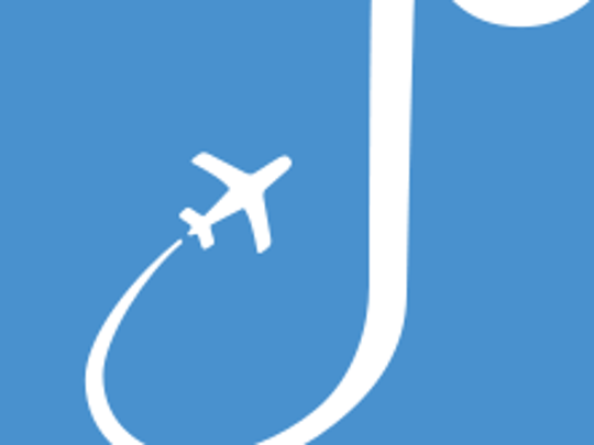 Airport's logo and tagline were part of award-winning rebranding campaign.