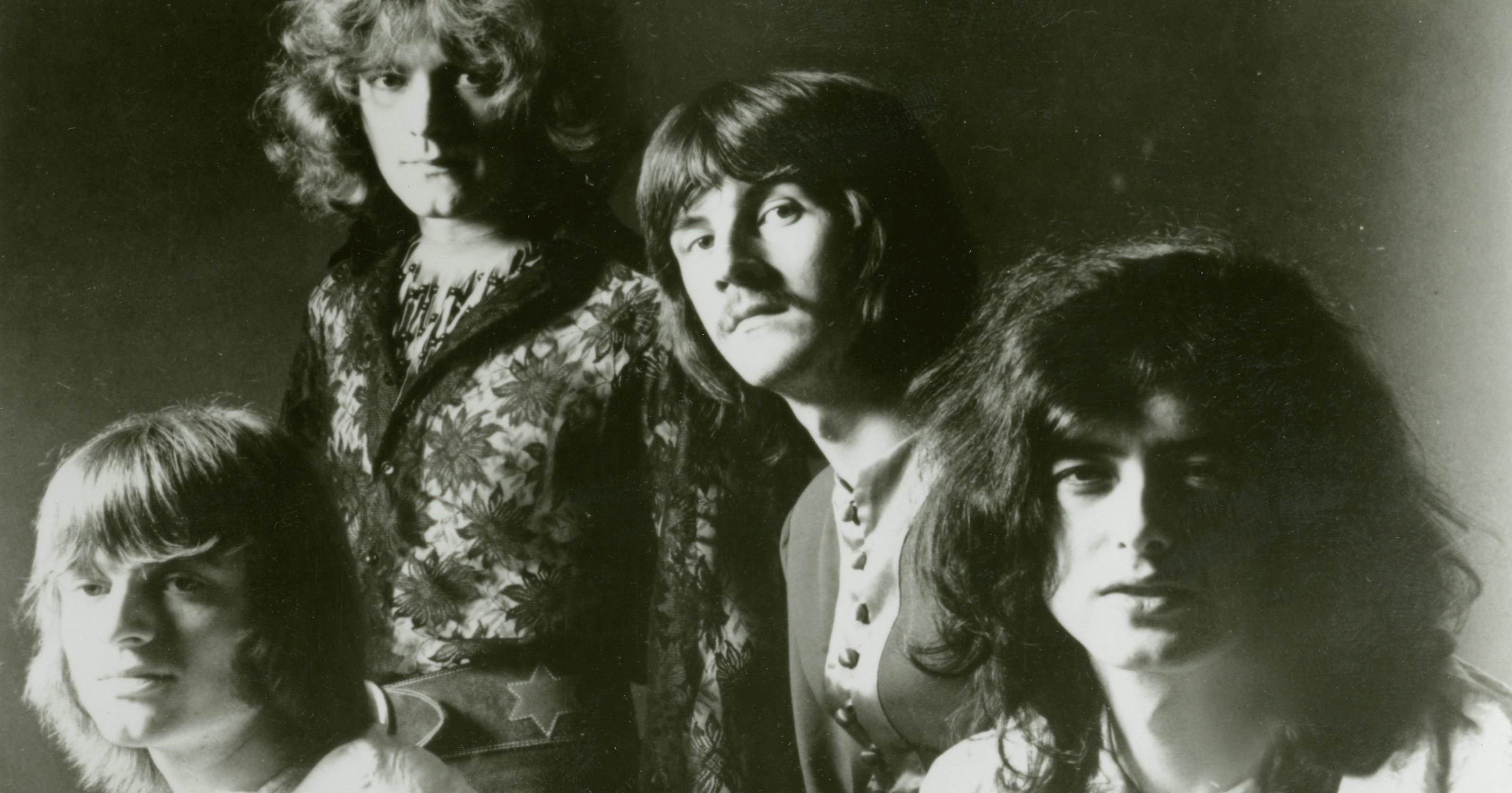Led Zeppelin unearths new view of 'Heaven'