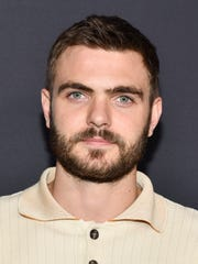 """""""Forever My Girl"""" actor Alex Roe attends an event in Hollywood, California, on Jan. 18, 2018."""