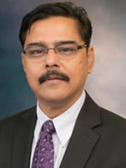 Dr. Muddassir Siddiqi, the Provost and Chief Operating
