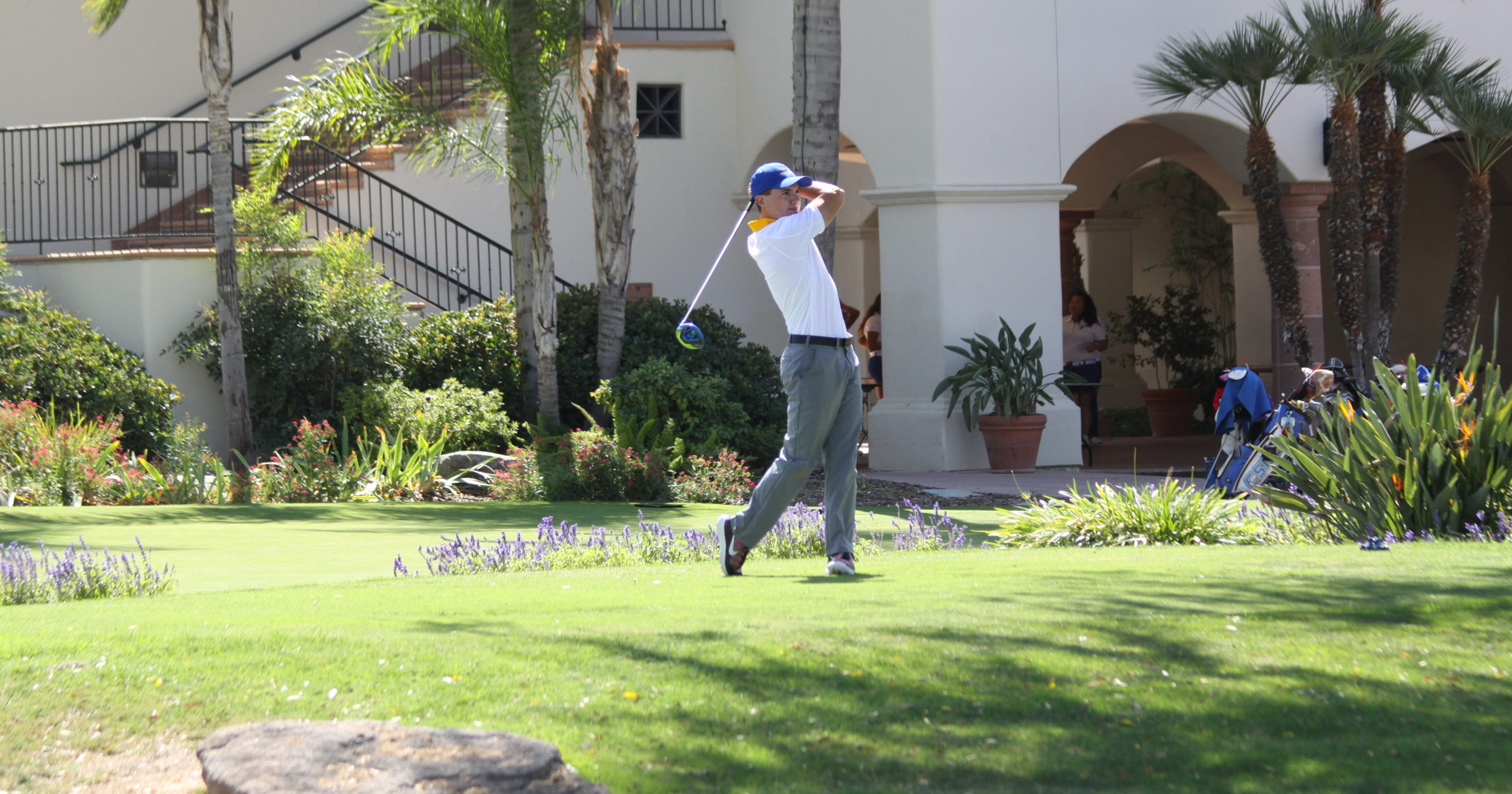 Long game: One Simpson golfer lived his dream until life
