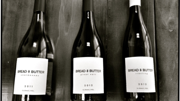 Bread and Butter wines.
