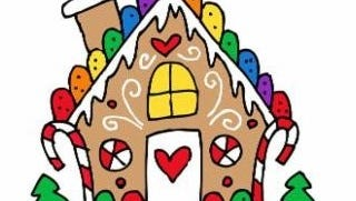 The Corning YMCA will host an evening of gingerbread house building Friday.