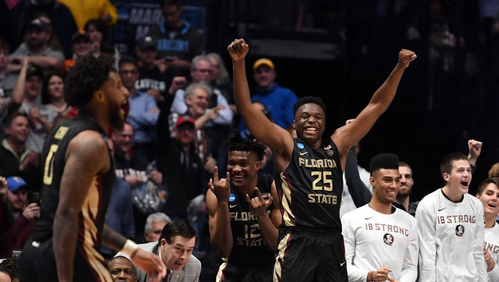 Column: Florida State's win over No. 1 seed Xavier was all heart