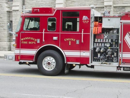 Mansfeld Fire Stock