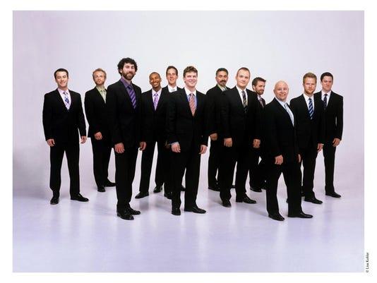 Chanticleer a capella ensemble