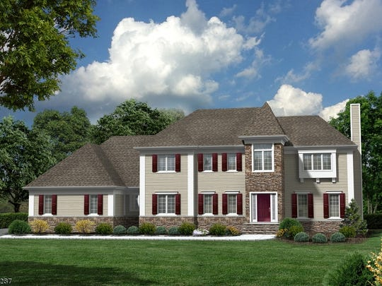 Like the other floor plans at the Preserve at Fawn Run, the Jamestown offers 200-amp electric service.