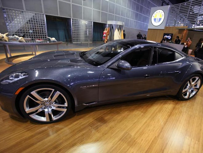 Participants in a bankruptcy auction for failed electric-vehicle maker Fisker Automotive say Chinese auto-parts conglomerate Wanxiang Group has won with a bid of more than $149 million.