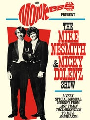 The Mike Nesmith & Micky Dolenz Show poster