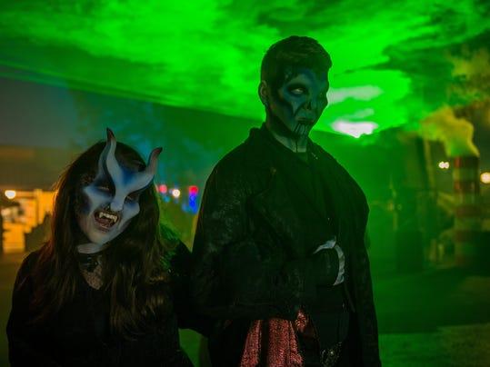 Fright Fest Demon District