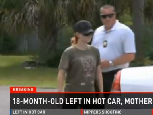 Florida hot car 070814