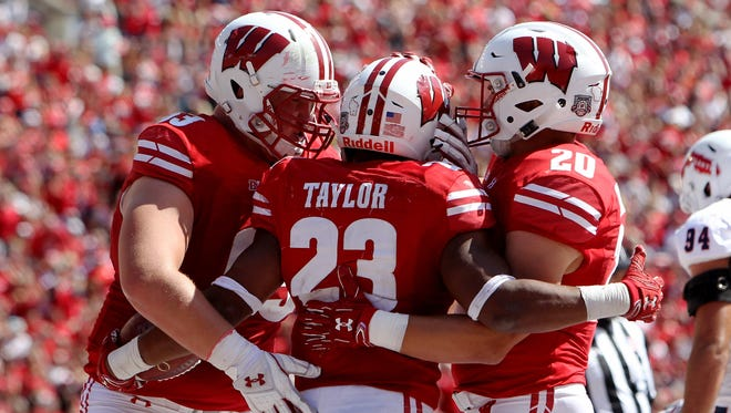 Wisconsin ran the table in the regular season put played one of the weakest schedules in FBS.
