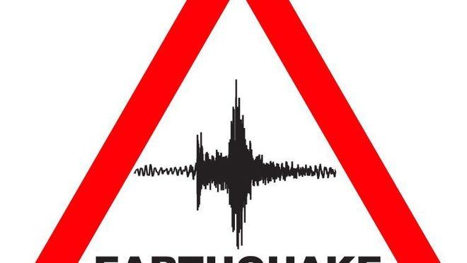 STOCK PHOTO Earthquake.