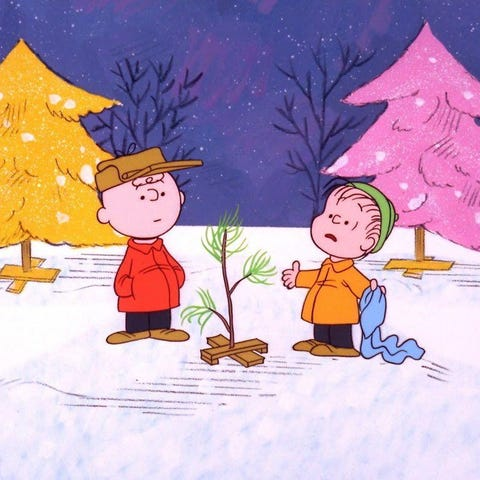 """""""A Charlie Brown Christmas"""" has been a TV classic..."""