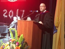 N.J. attorney general sends off Fort Lee Class of 2017