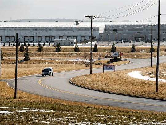 At more than 785,000 square feet, Target Corp's.e-commerce fulfillment center on South Salem Church Road in West Manchester Township is among the largest warehouse-distribution centers in York County.