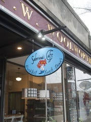 Sabrina's Cafe is located in Philadelphia and Collingswood.