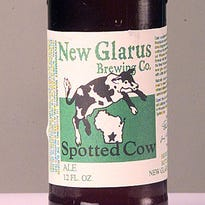 Spotted Cow beer is sold only in Wisconsin.